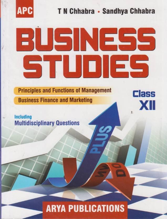 APC Business Studies Class-12 10 Edition