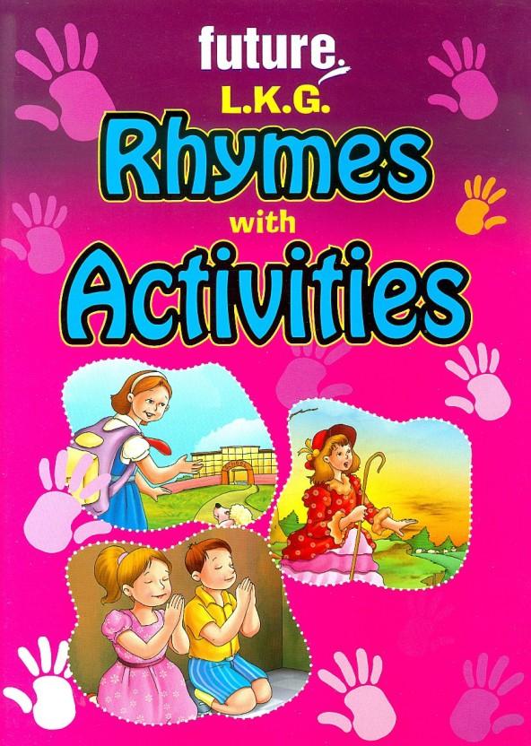 Lkg Rhymes Book