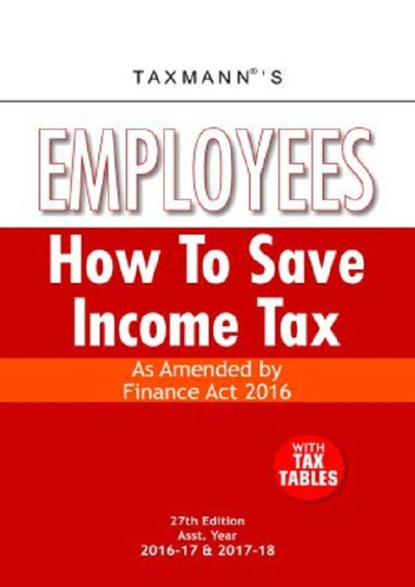 How to Save Income Tax- Employees
