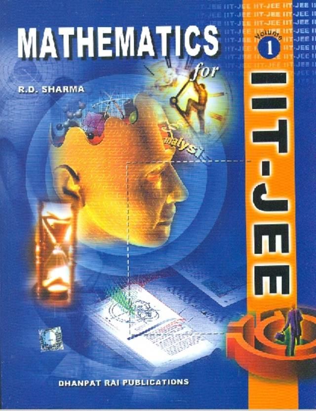 Mathematics for IIT - JEE (Set of 2 Volumes)