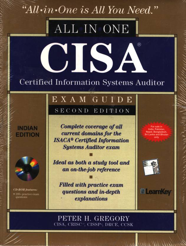 Cisa All In One Exam Guide 2nd Edition - Buy Cisa All In One Exam ...