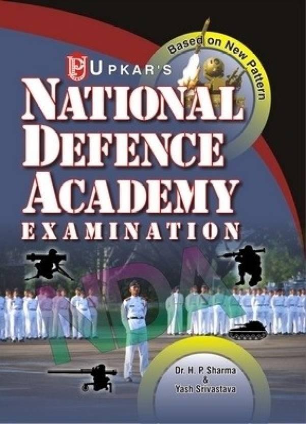 National Defence Academy Examination 1 Edition