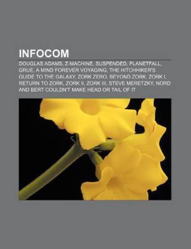 Infocom: Douglas Adams, Z-machine, Suspended, Planetfall