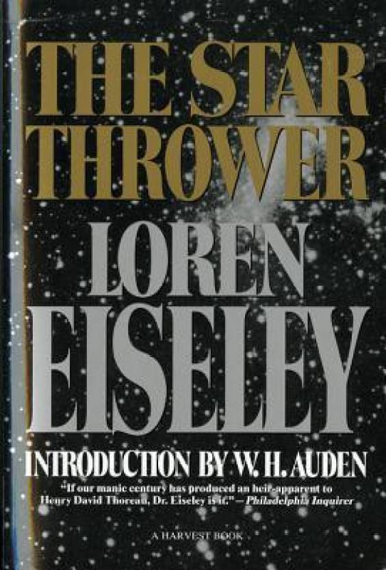 The Star Thrower( Series - Harvest/j Book ): Buy The Star