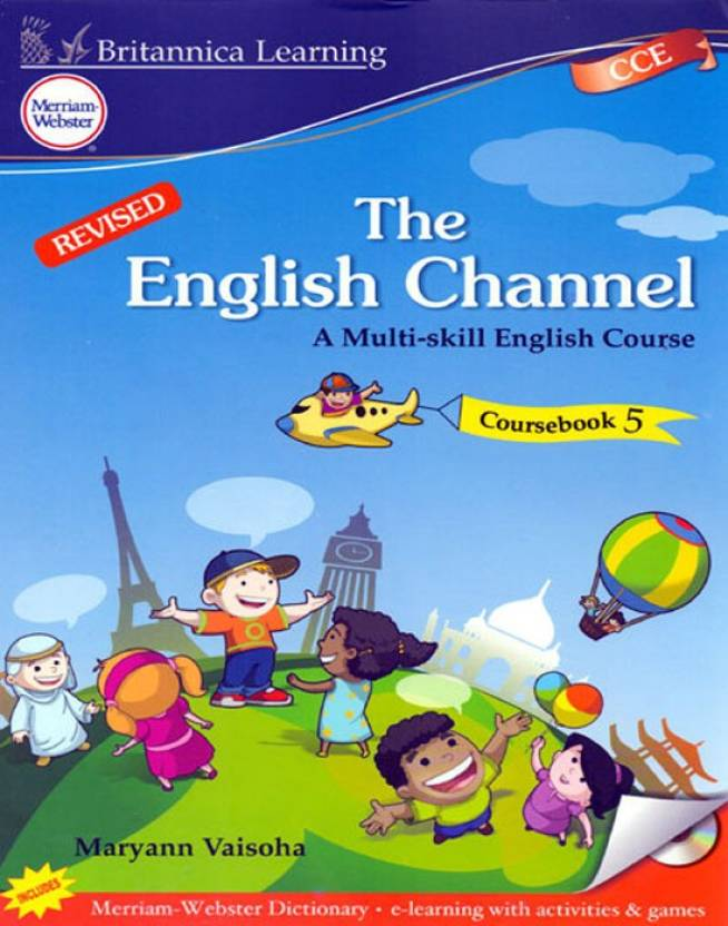 The English Channel Course Book Class - 5: Buy The English