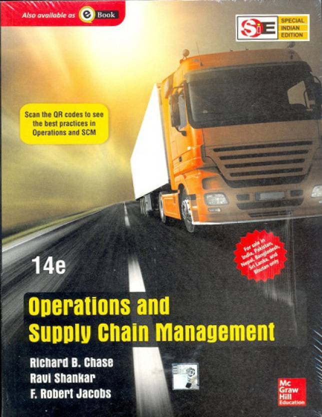operation and supply chain management