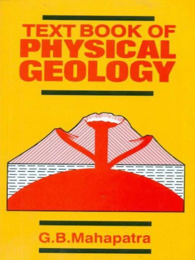 Text Book of Physical Geology 1 Edition