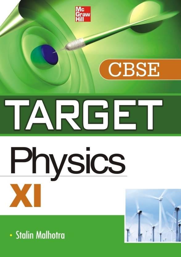 TARGET CBSE Physics (Class - XI) 1st  Edition