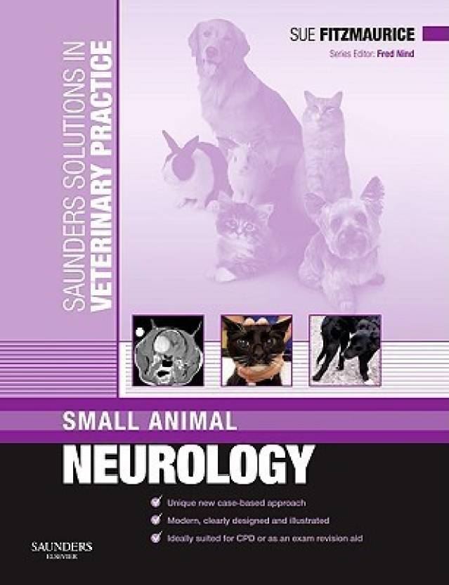 Saunders Solutions in Veterinary Practice : Small Animal Neurology 1st  Edition