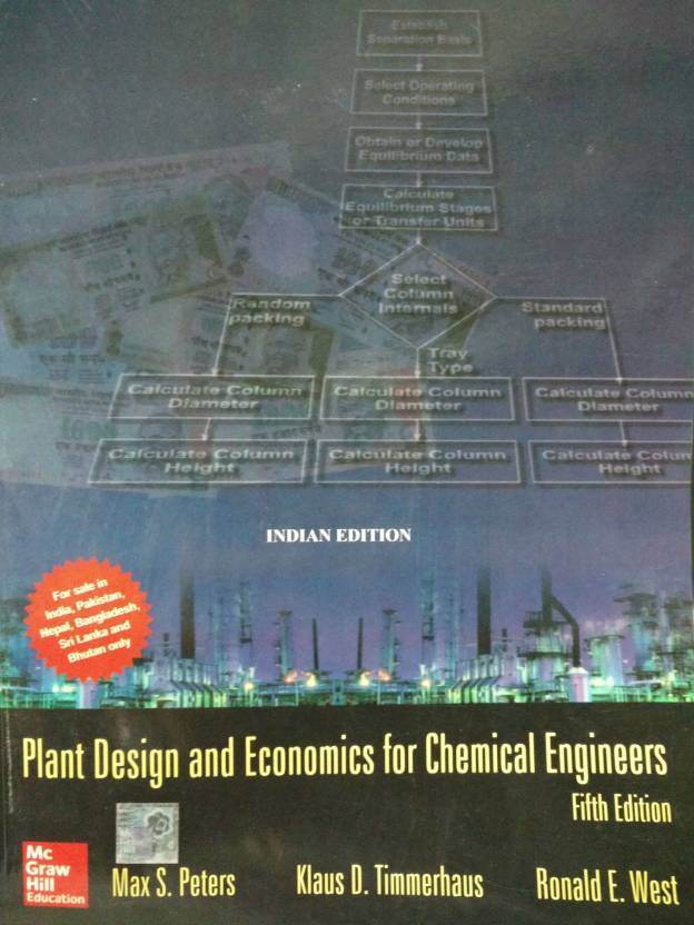 Plant design and economics for chemical engineers 5thedition edition plant design and economics for chemical engineers 5thedition edition 5th edition fandeluxe Gallery