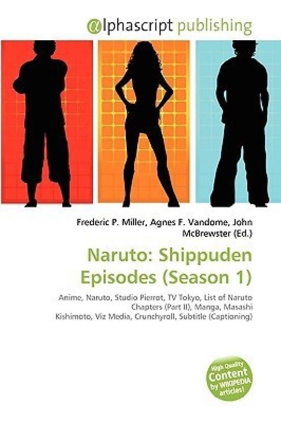 Naruto: Shippuden Episodes (Season 1): Buy Naruto: Shippuden