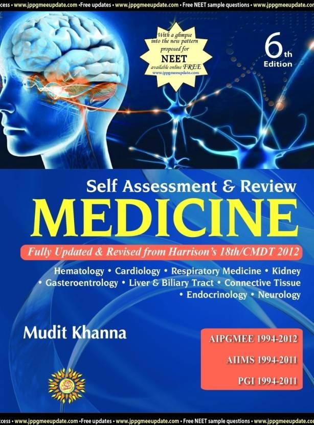 SELF ASSESSMENT & REVIEW MEDICINE, 6/E, 2012 6th Edition