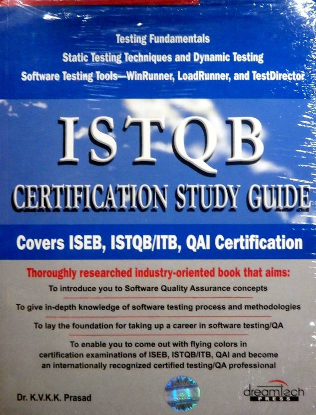 Istqb Certification Study Guide 1st Edition Buy Istqb Certification