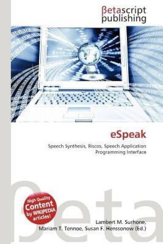 Espeak Languages