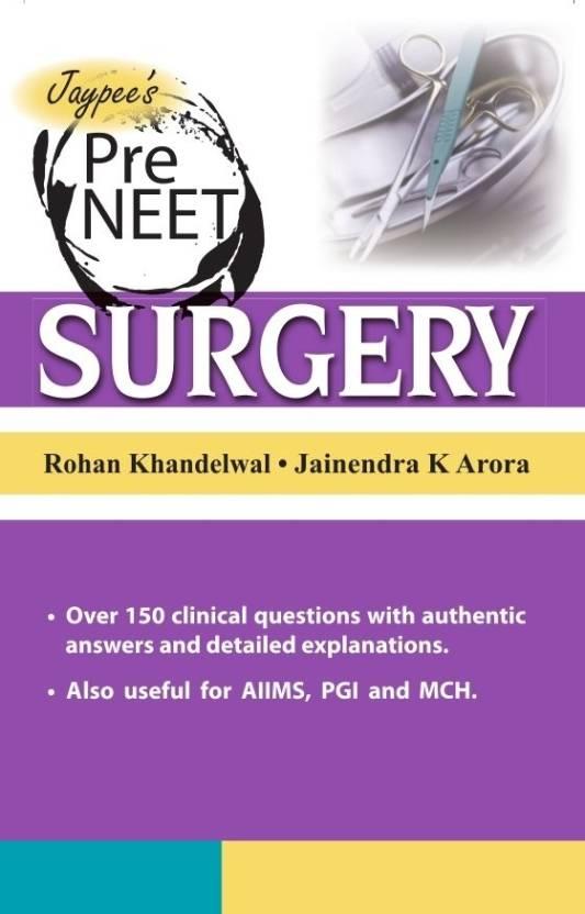PreNeet Surgery