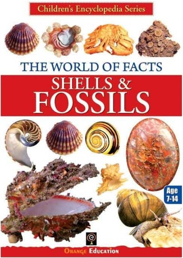 The World of Facts - Shells & Fossils: Buy The World of
