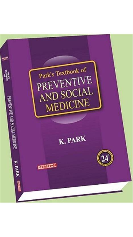 Park's Textbook of Preventive and Social Medicine 24th/2017 price comparison at Flipkart, Amazon, Crossword, Uread, Bookadda, Landmark, Homeshop18