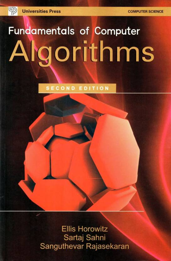 Fundamentals Of Computer Algorithms 2nd  Edition