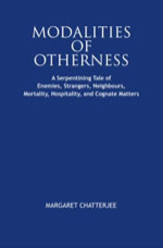 Modalities of Otherness
