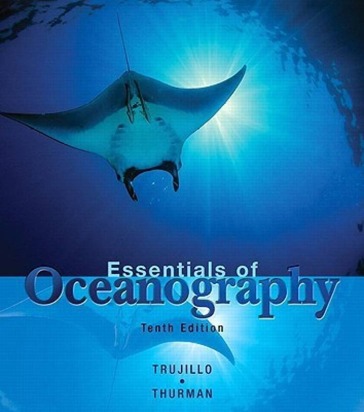Essentials of Oceanography [With Access Code] United States ed of