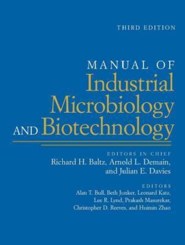 manual of industrial microbiology and biotechnology 3 e 3rd edition rh flipkart com manual of industrial microbiology and biotechnology free download manual of industrial microbiology and biotechnology 2nd edition pdf