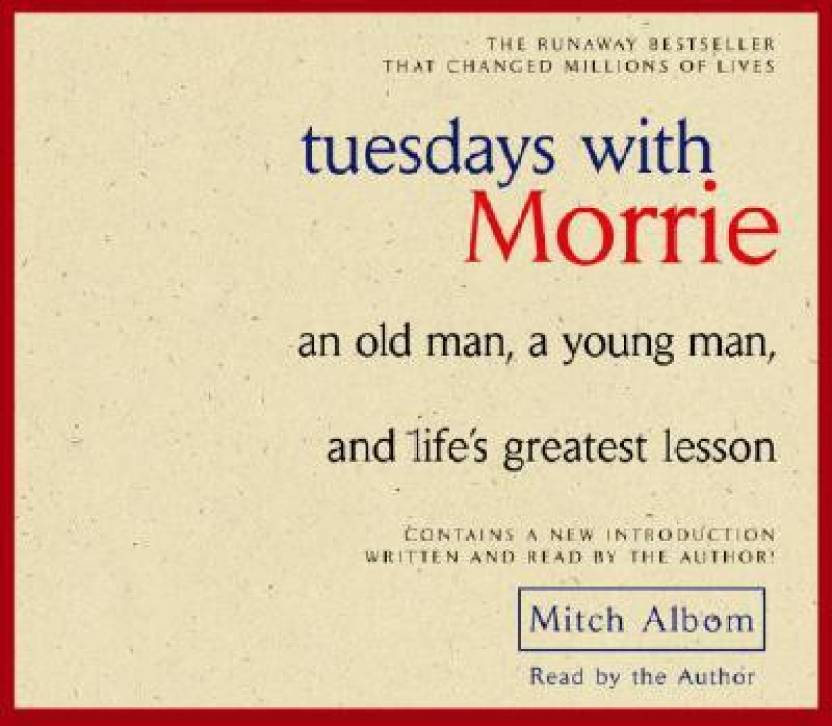 tuesdays with morrie and mental health