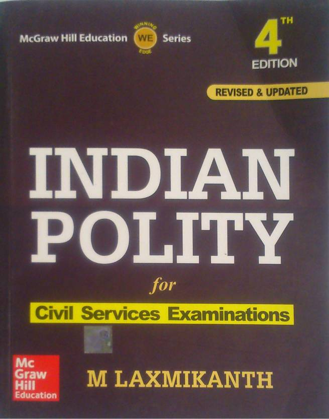 Indian Polity 4 Edition
