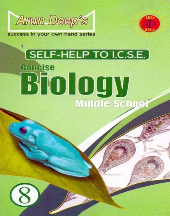 Icse Biology Book For Class 8