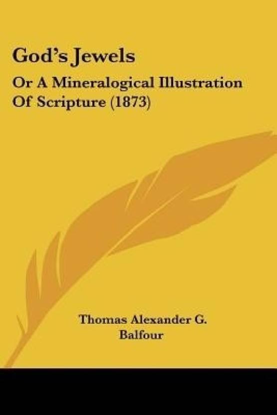 Gods Jewels Or A Mineralogical Illustration Of Scripture