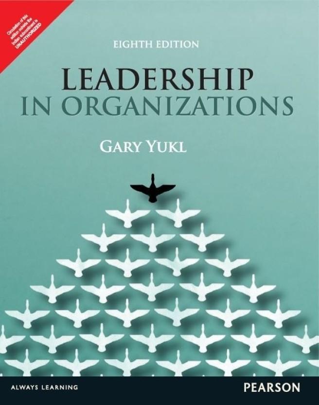 8th Edition Leadership in Organizations