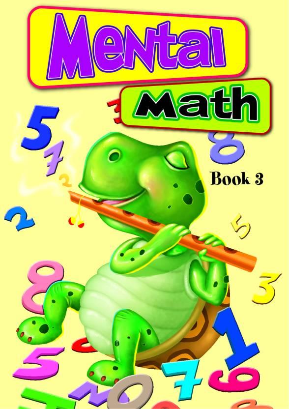 Mental Math (Book 3) - Buy Mental Math (Book 3) by ,, Online