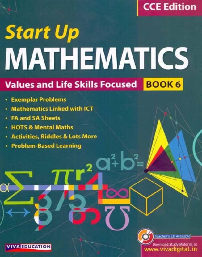 Start Up Mathematics (CCE Edition) Class - 6 - Buy Start Up ...