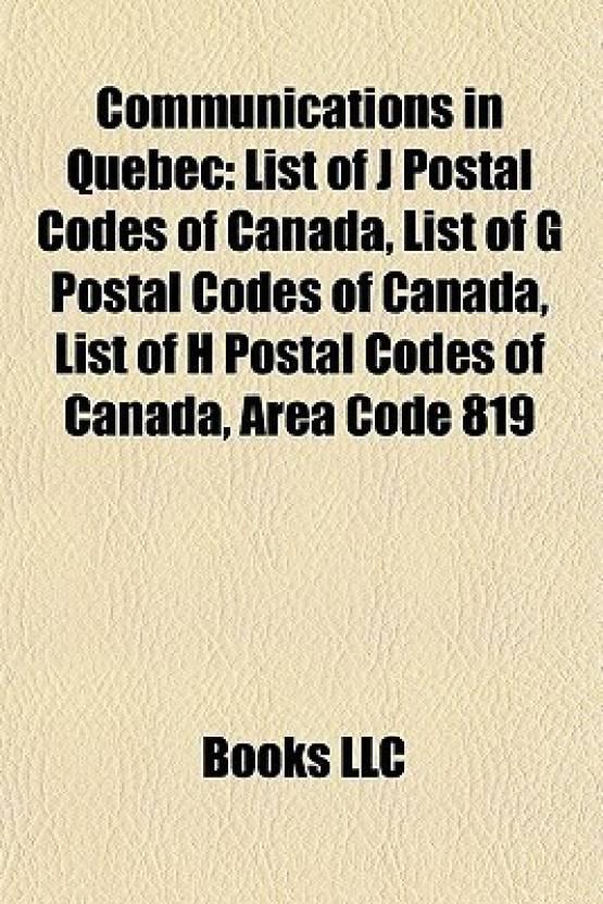 complete postal code list canada