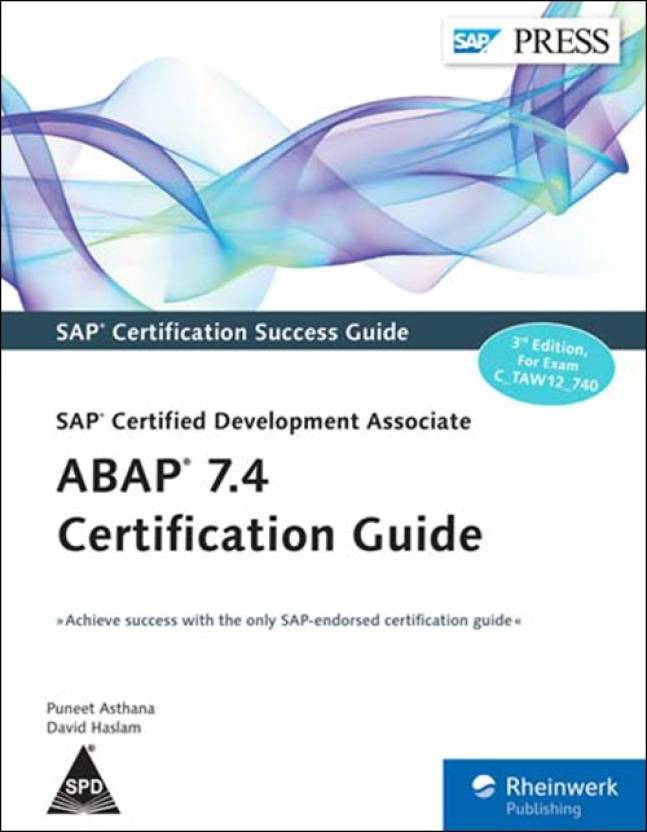 Abap 74 Certification Guidesap Certified Development Associate
