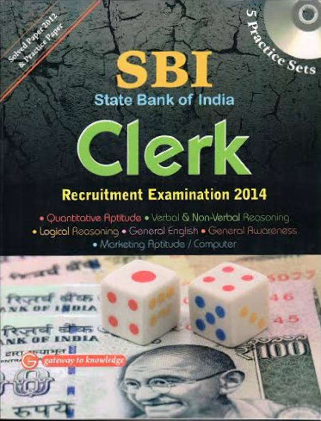 SBI Clerk 4th  Edition