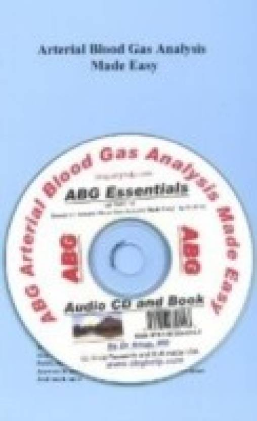 Abg Arterial Blood Gas Analysis Made Easy Medical