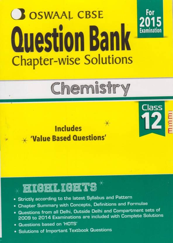 Oswaal cbse question bank chapter wise solutions for class 12 oswaal cbse question bank chapter wise solutions for class 12 chemistry fandeluxe Gallery