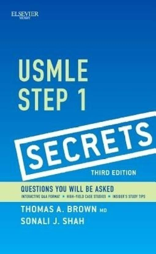 USMLE Step 1 Secrets 3rd  Edition