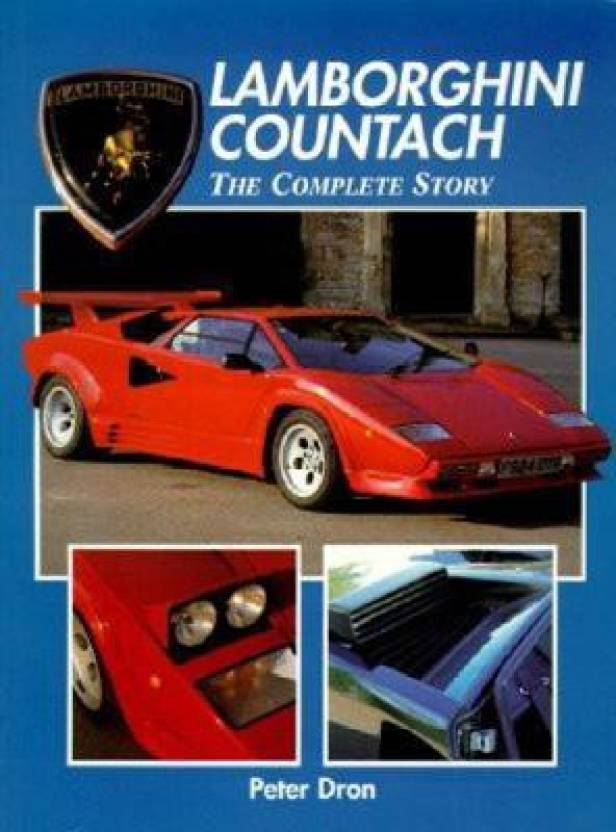 Lamborghini Countach The Complete Story Series Crowood
