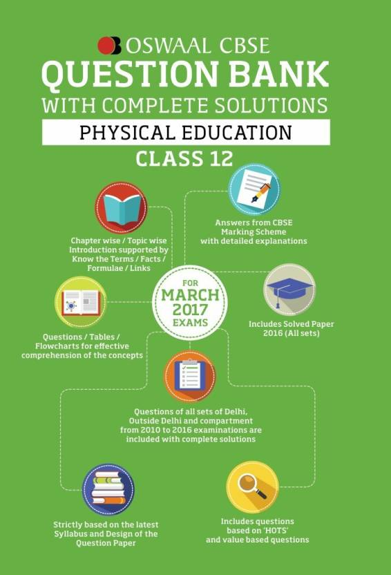 Product page large vertical buy product page large vertical at oswaal cbse question bank with complete solutions for class 12 physical education for 2017 exams malvernweather Images