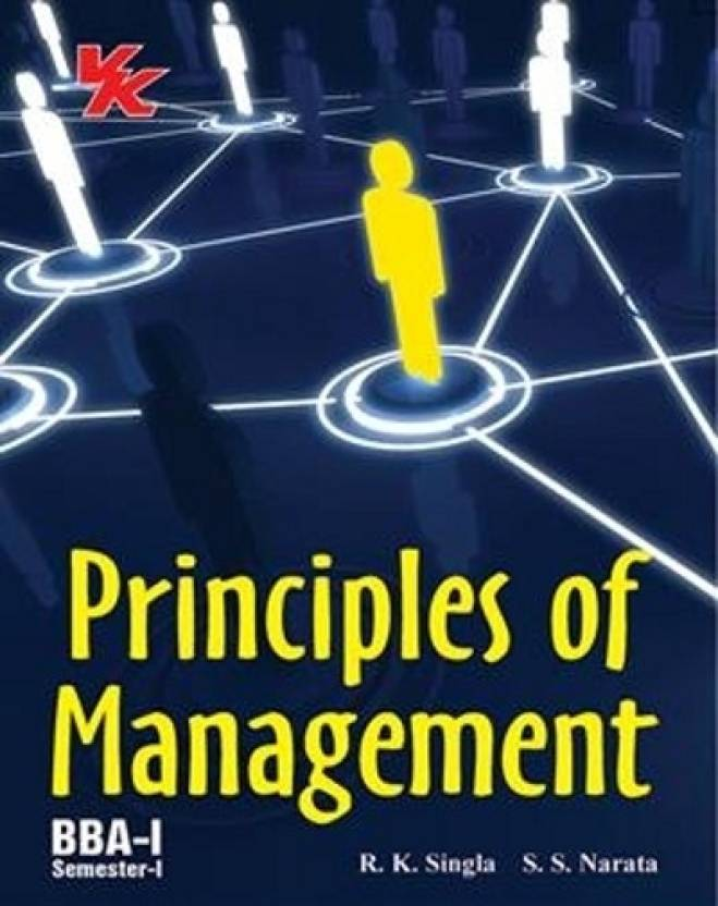 Principles of Management (Semester - 1) 1st Edition: Buy Principles