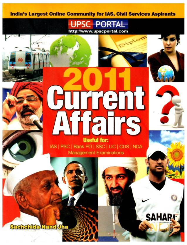 Current Affairs 2011 1st Edition