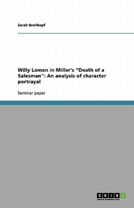 willy loman character