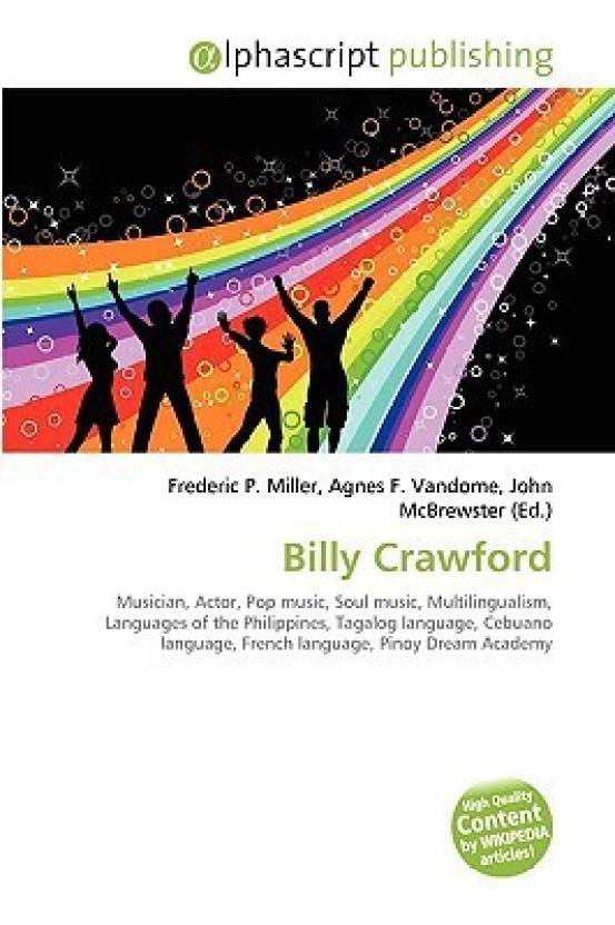 Billy Crawford: Musician, Actor, Pop music, Soul music