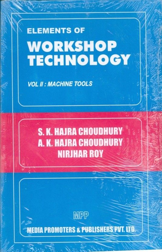 Workshop Technology By Hajra Choudhary Vol 1 Pdf Free Download