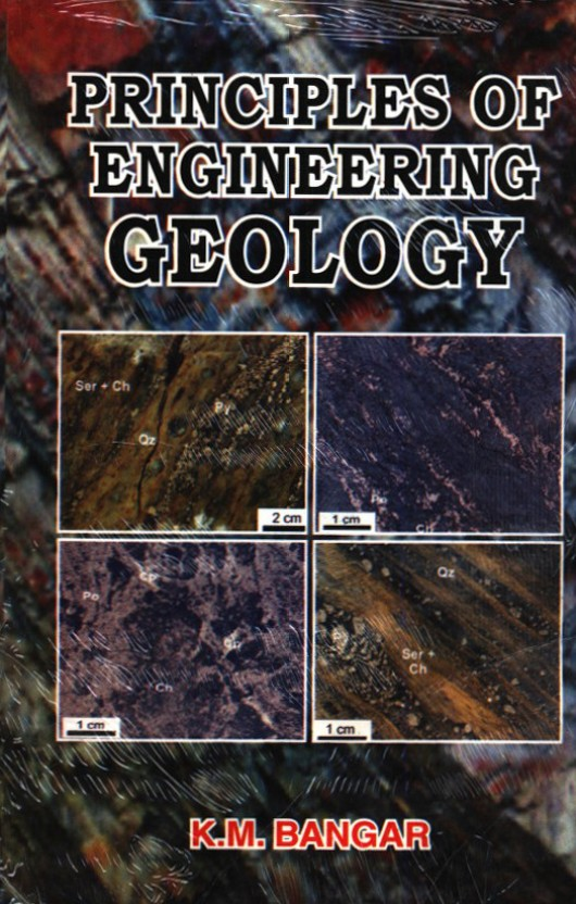 principles  engineering geology km bangar