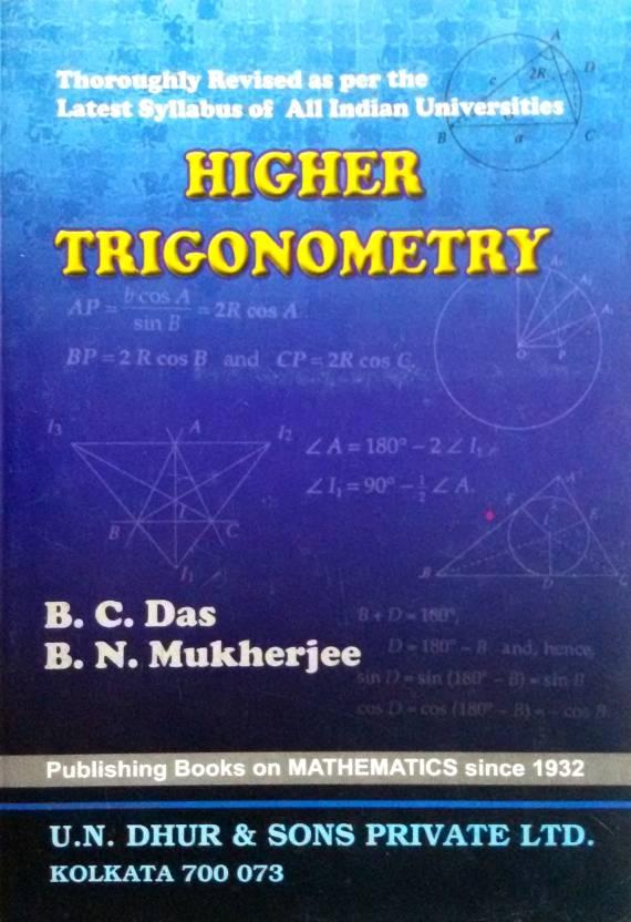 Higher Trigonometry