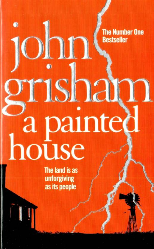 the painted house book