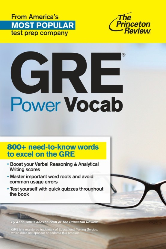 Princeton Review Gre Word List Pdf