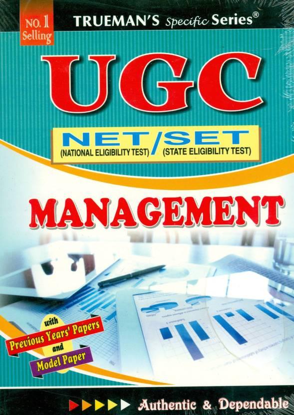 Trueman's UGC NET Management 2015 Edition